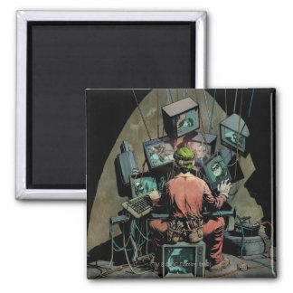 Batman Vol 2 #14 Cover 2 Inch Square Magnet