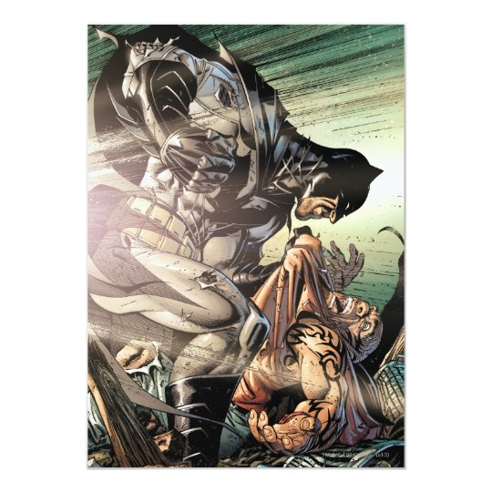 Batman Vol 2 #18 Cover Card