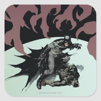 Batman Vol 2 #7 Cover Square Sticker