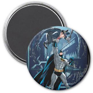 Batman vs. Penguin Refrigerator Magnet