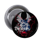 Batman Wing Collage Pinback Buttons
