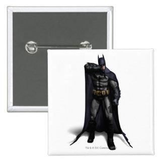 Batman Wiping His Brow Button