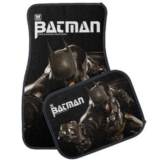 Batman With Batclaw Car Mat