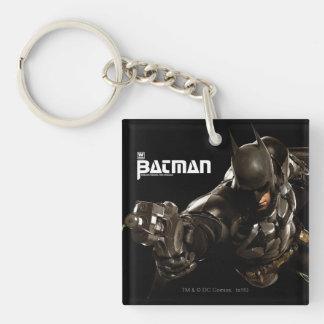 Batman With Batclaw Keychain