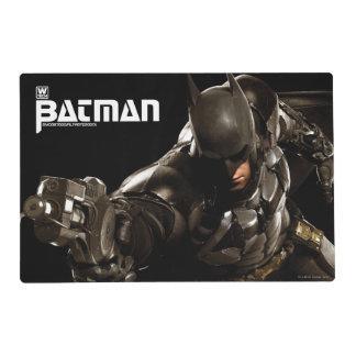 Batman With Batclaw Placemat