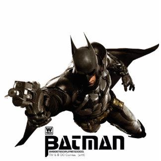 Batman With Batclaw Statuette