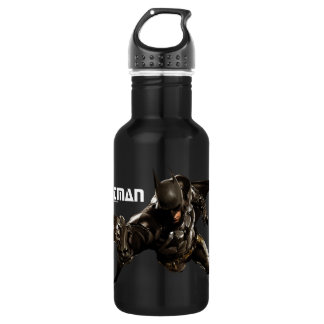 Batman With Batclaw Water Bottle