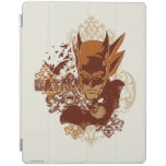 Batman with Bats Collage iPad Cover