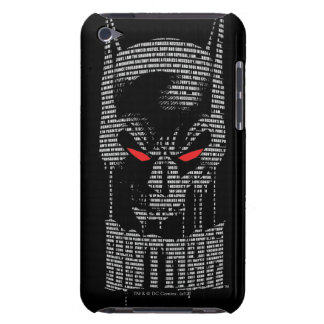 Batman With Mantra Barely There iPod Cover
