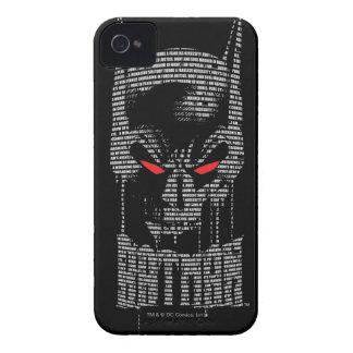 Batman With Mantra Case-Mate iPhone 4 Case