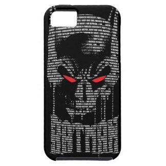 Batman With Mantra iPhone SE/5/5s Case