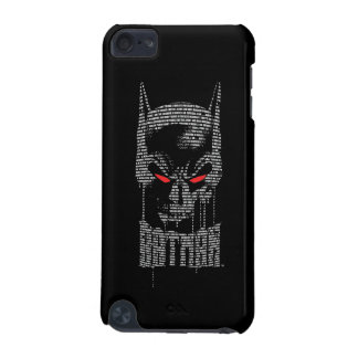 Batman With Mantra iPod Touch (5th Generation) Cover