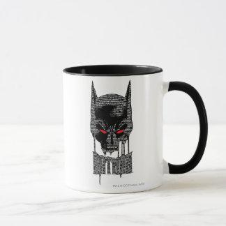 Batman With Mantra Mug