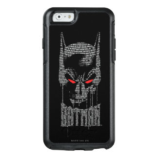 Batman With Mantra OtterBox iPhone 6/6s Case