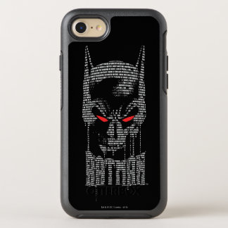 Batman With Mantra OtterBox Symmetry iPhone 7 Case