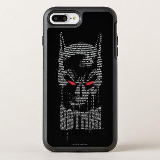 Batman With Mantra OtterBox Symmetry iPhone 7 Plus Case