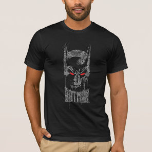 Batman With Mantra T-Shirt