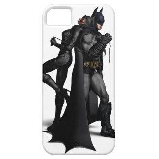 Batman y Catwoman iPhone 5 Fundas
