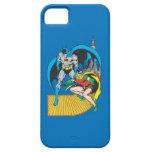 Batman y escape del petirrojo iPhone 5 carcasas