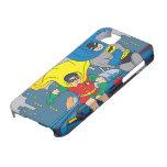 Batman y funcionamiento del petirrojo iPhone 5 carcasas