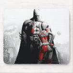 Batman y Harley Alfombrilla De Ratón