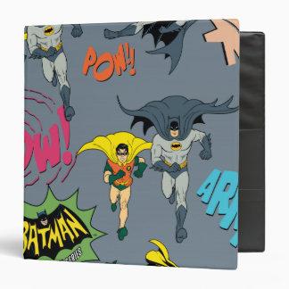 Batman y modelo de la acción del petirrojo