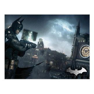 Batman y Oracle Postales