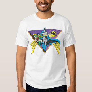 Batman y petirrojo 2 playera