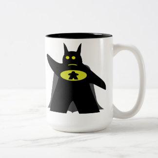 Batmeeple taza