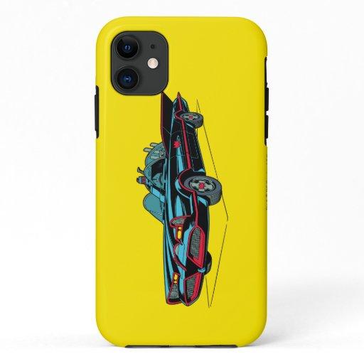 Batmobile iPhone 11 Case