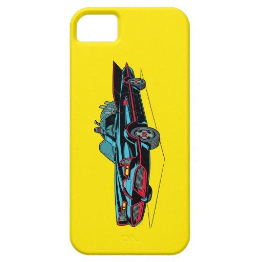 Batmobile iPhone SE/5/5s Case