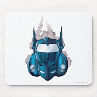 Batmobile Forward Mouse Pad