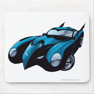 Batmobile Front Mouse Pad