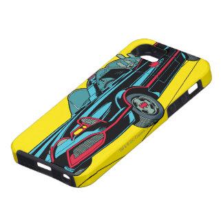 Batmobile Funda Para iPhone SE/5/5s