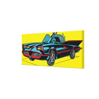 Batmobile Impresión En Lona