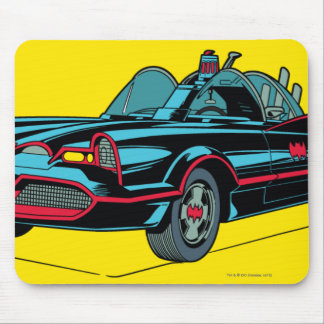 Batmobile Mouse Pad