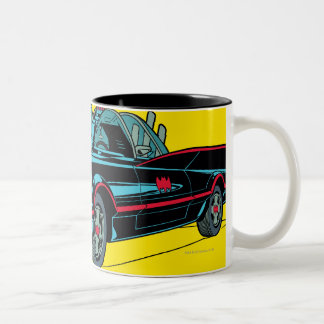 Batmobile Coffee Mugs