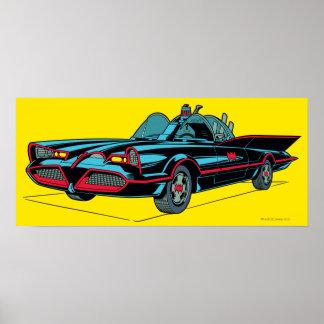 Batmobile Póster