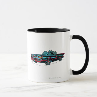 Batmobile Taza