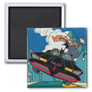 Batmobile Wroom! Magnets