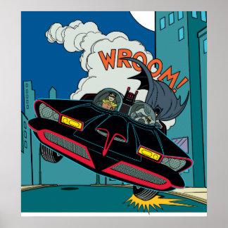 ¡Batmobile Wroom! Posters