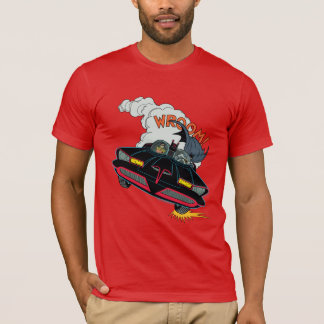 Batmobile Wroom! T-Shirt
