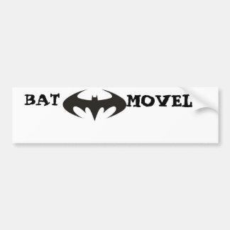 batmovel bumper sticker
