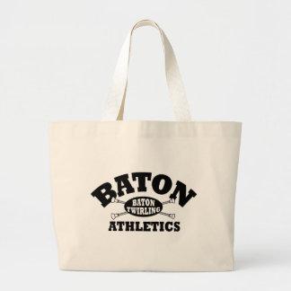 Baton Athletics Canvas Bag
