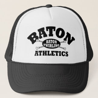 Baton Athletics Trucker Hat