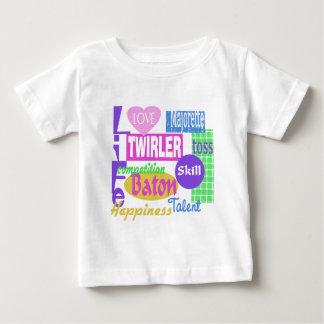 Baton Live Baby T-Shirt