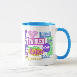 Baton Live Mug