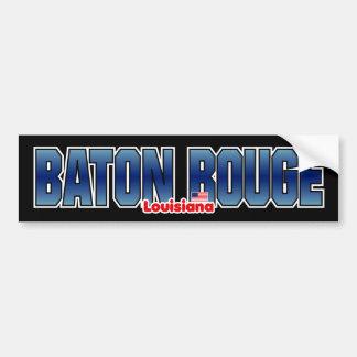 Baton Rouge Bumper Bumper Stickers