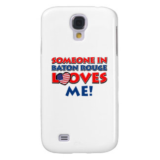 BATON ROUGE DESIGN SAMSUNG S4 CASE