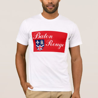Baton Rouge Flag T-shirt